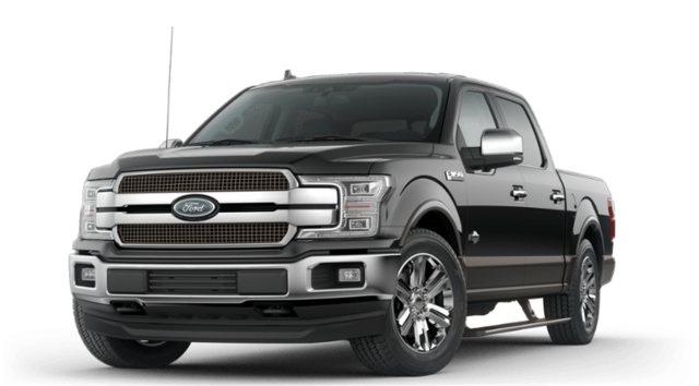 New 2019 Ford F-150 King Ranch Truck SuperCrew Cab For Sale in Casper, WY